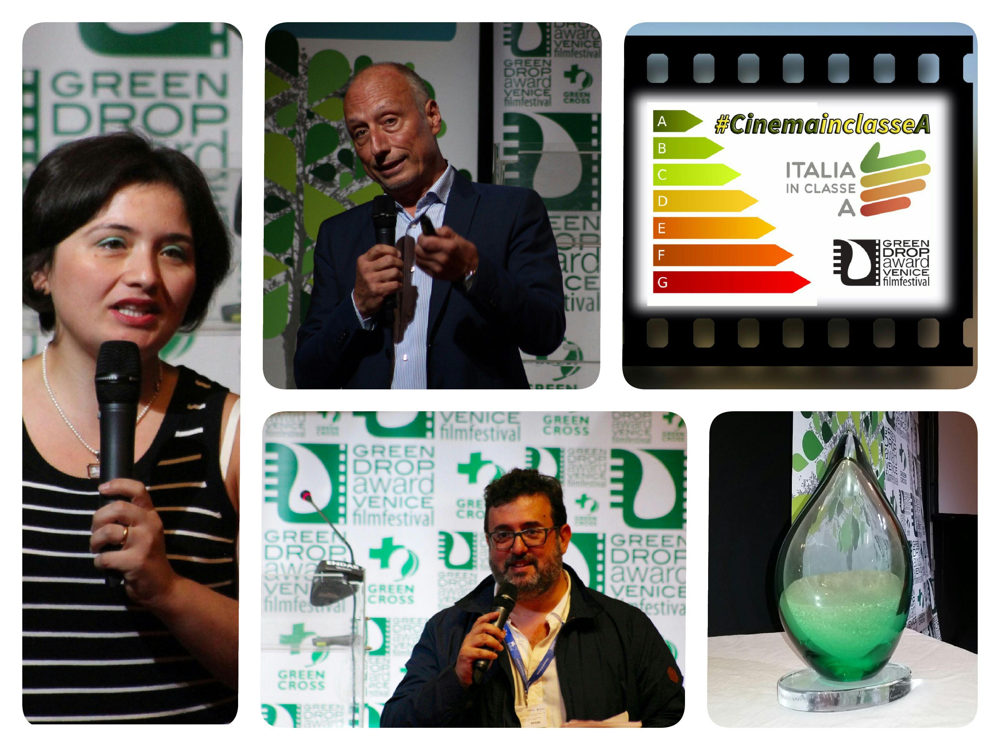 #CinemaInClasseA: da Venezia73 parte la campagna di ENEA eGreenCross Italia su cinema, efficienza e sostenibilità