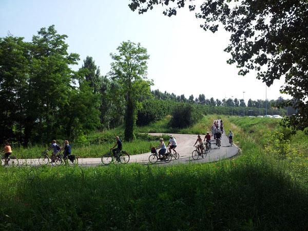 Mantova, l'educazione ambientale racconta il futuro