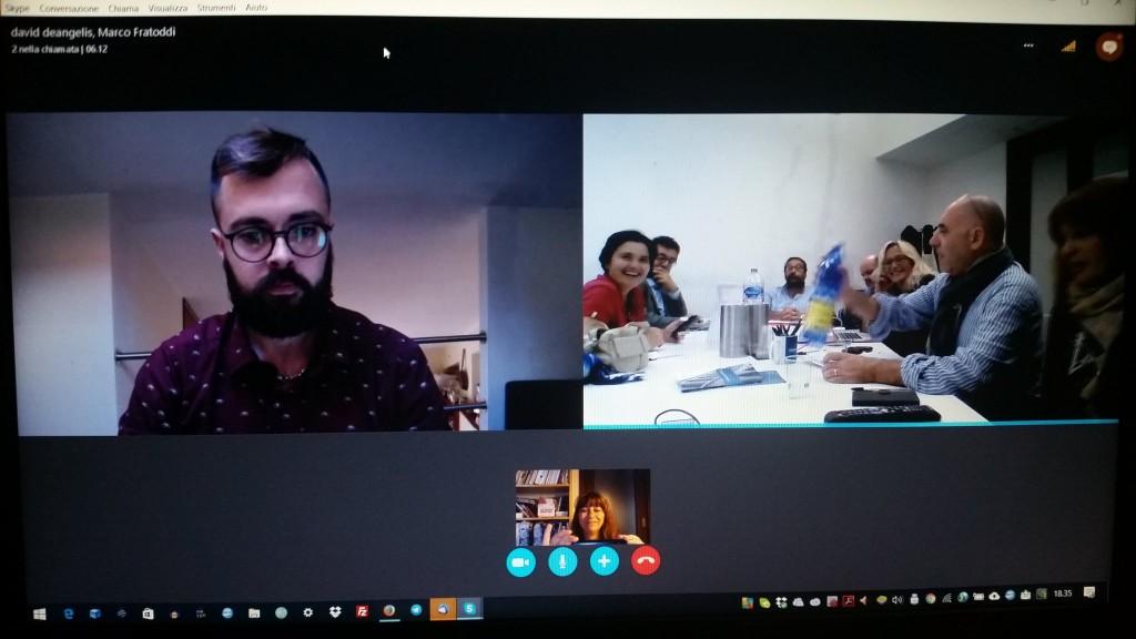 riunione ufficio di presidenza Fima