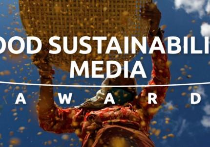 Food media award