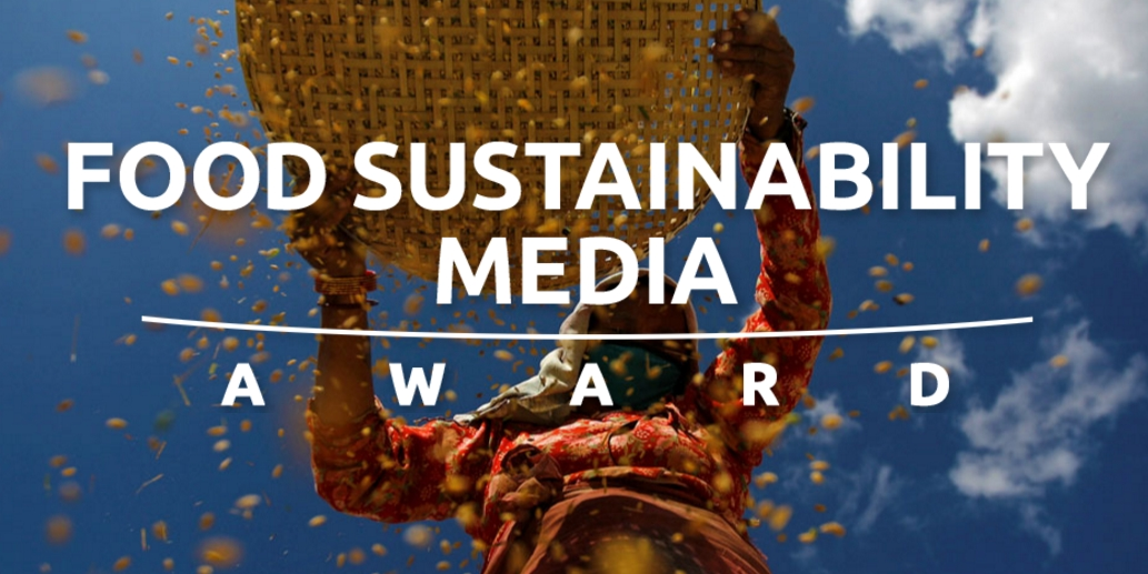 Al via la seconda edizione del Food sustainability media award