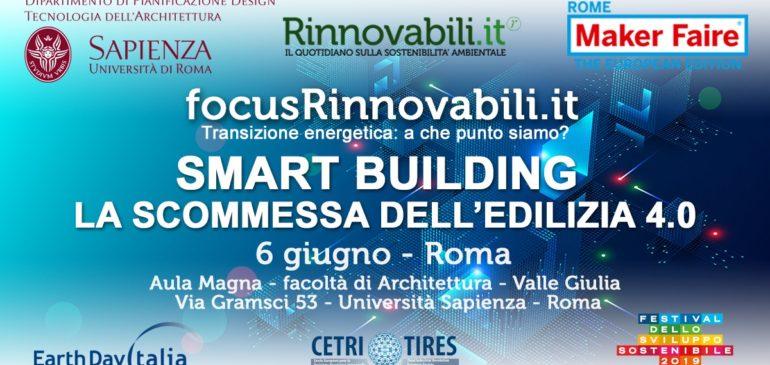 Smart Building: la scommessa dell'edilizia 4.0