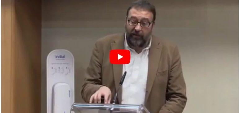 L'intervento di Roberto Giovannini all'evento anteprima del Festival del Giornalismo Ambientale