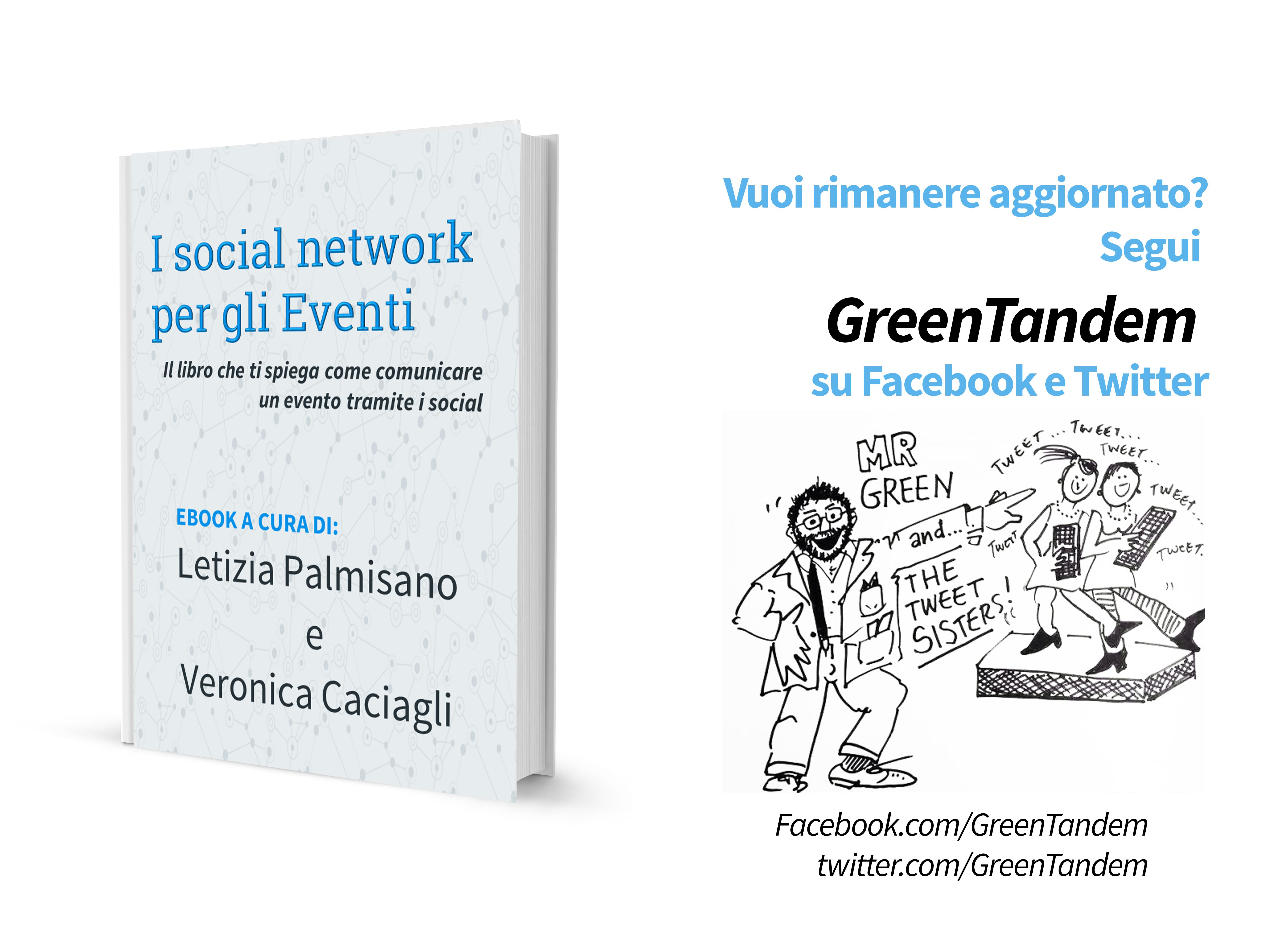 Comunicare un evento attraverso i social network. Ecco l'e-book gratuito per i soci FIMA
