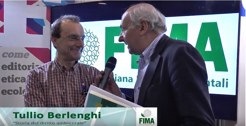 Tullio Berlenghi, Storia del Diritto Ambientale