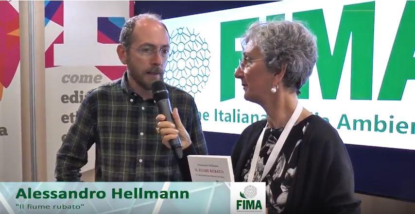 """Alessandro  Hellmann, """"Il fiume rubato"""""""
