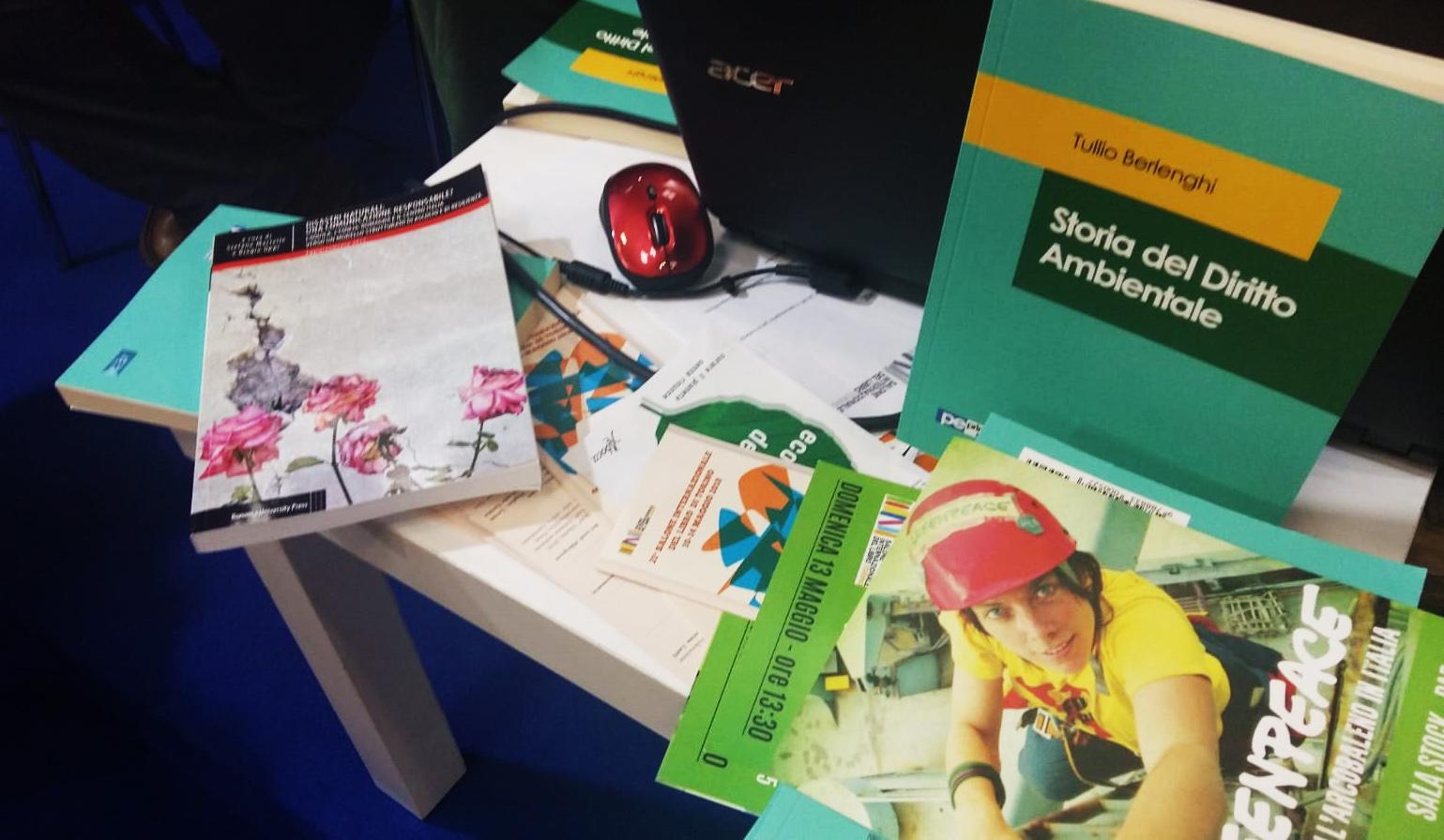I nostri #librigreen per la cultura sostenibile