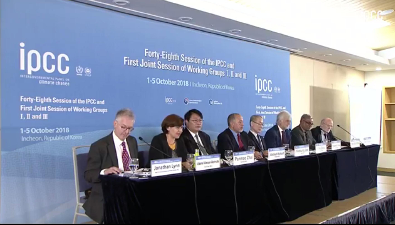 Report Ipcc, il copia e incolla dei media